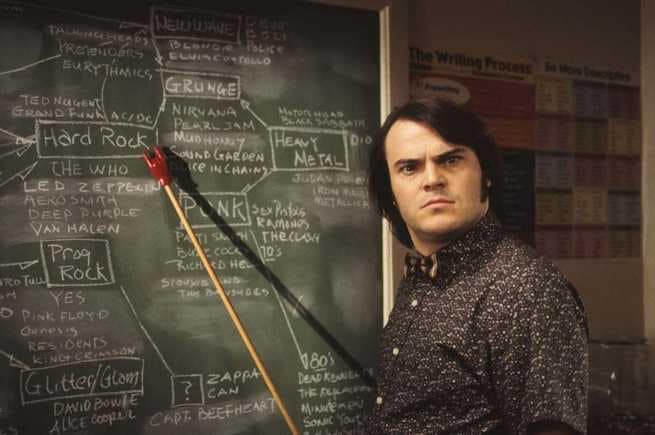 0/7 - School of Rock