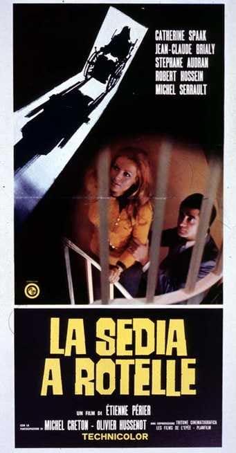 La sedia a rotelle 1972 for Film sedia a rotelle