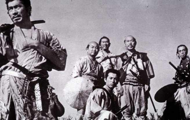 2/2 - I sette samurai