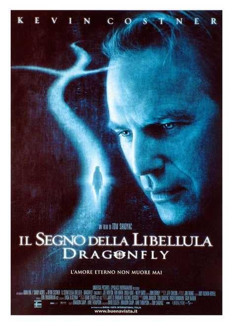 Dragonfly – Il segno della libellula