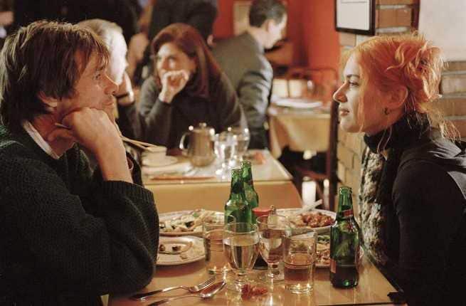 Jim Carrey, Kate Winslet