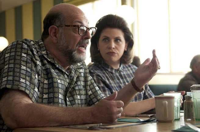 Fred Melamed, Sari Lennick