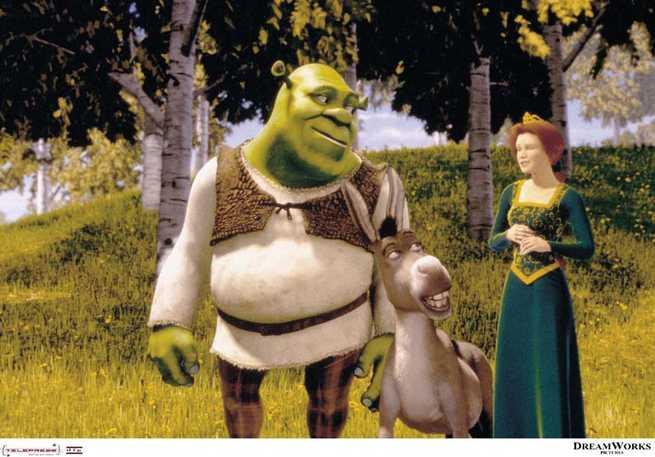 1/7 - Shrek