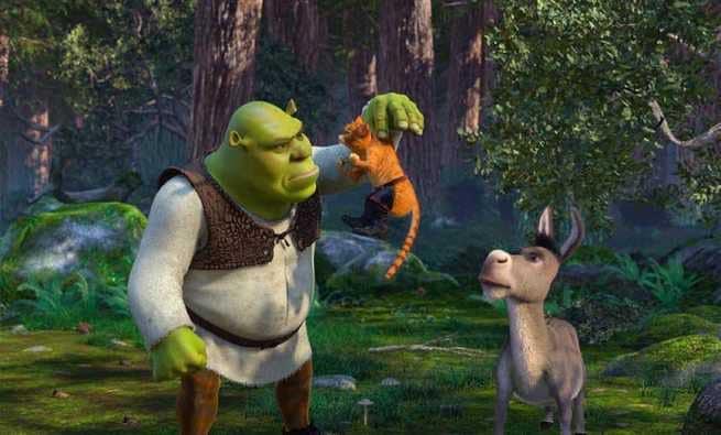2/7 - Shrek 2