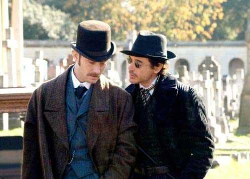 1/7 - Sherlock Holmes