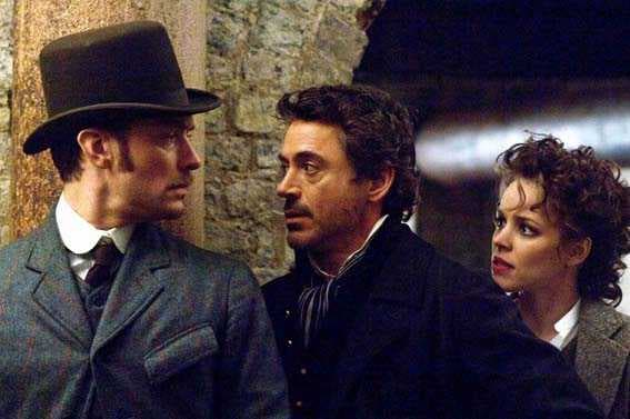 2/7 - Sherlock Holmes