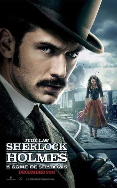 1/7 - Sherlock Holmes: Gioco di ombre