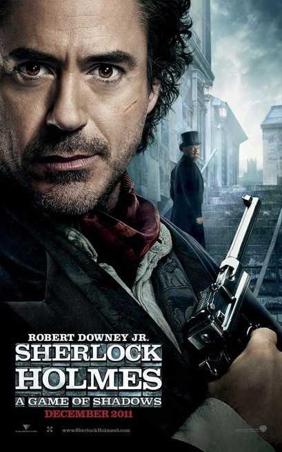 2/7 - Sherlock Holmes: Gioco di ombre