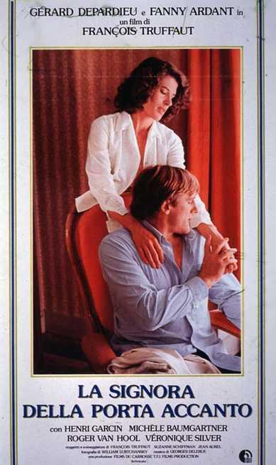 la signora della porta accanto 1981