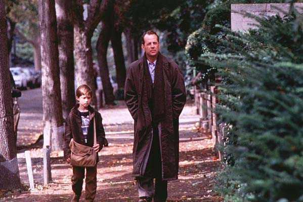 Bruce Willis, Haley Joel Osment