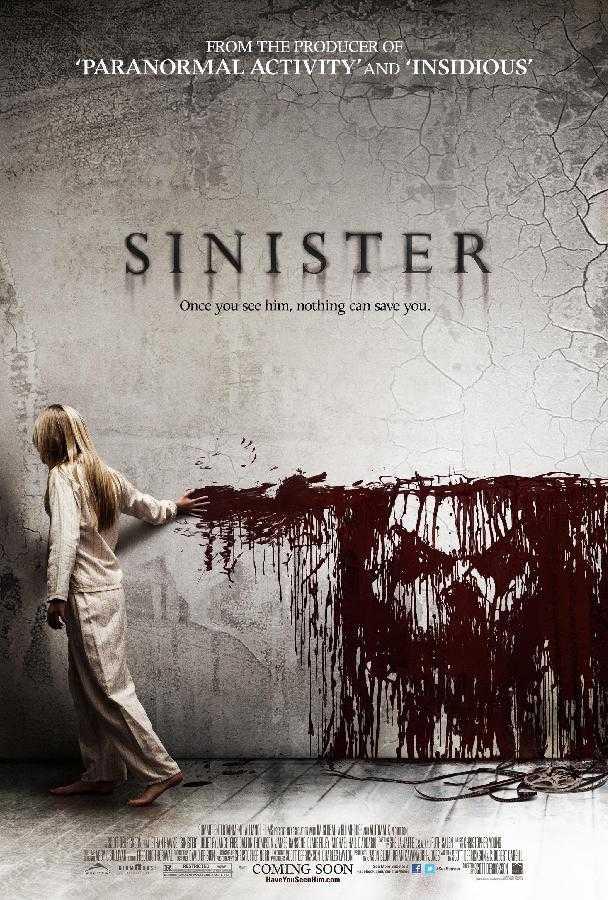 2/7 - Sinister