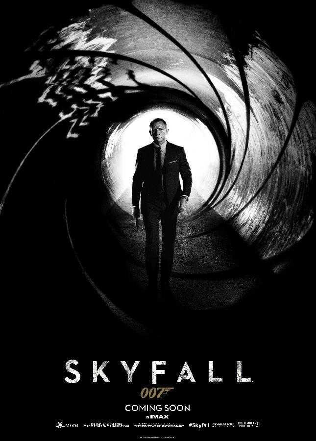 1/7 - 007 Skyfall