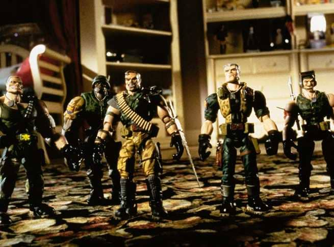 1/7 - Small Soldiers