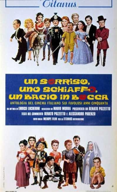 Un Sorriso, Uno Schiaffo E Un Bacio In Bocca (1976)