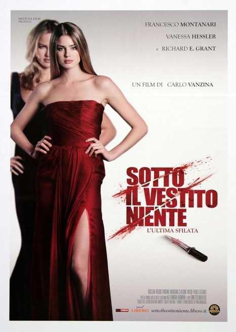 Sotto il vestito niente l 39 ultima sfilata 2011 for Il tuo ex non muore mai trailer ita