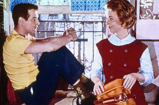 Paul Newman, Piper Laurie