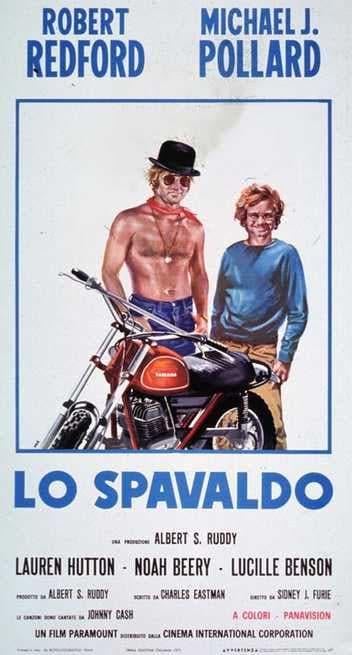 Risultati immagini per Lo Spavaldo