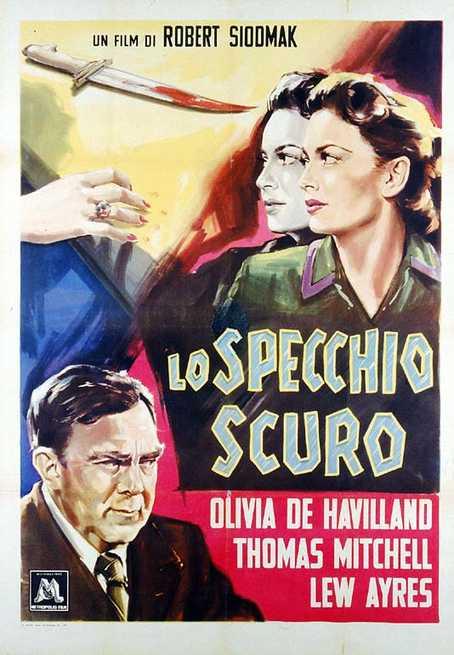 Lo specchio scuro 1946 - Lo specchio film ...