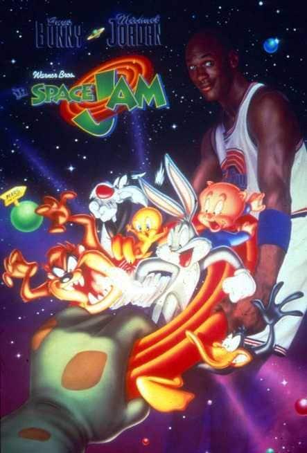 1/7 - Space Jam
