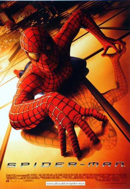 2/7 - Spider-Man