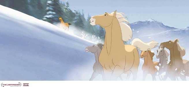 2/7 - Spirit - Cavallo selvaggio