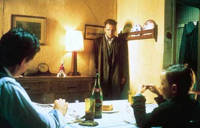 Gabriel Byrne, Ralph Fiennes