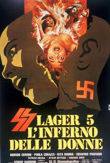 0/2 - SS lager 5 l'inferno delle donne