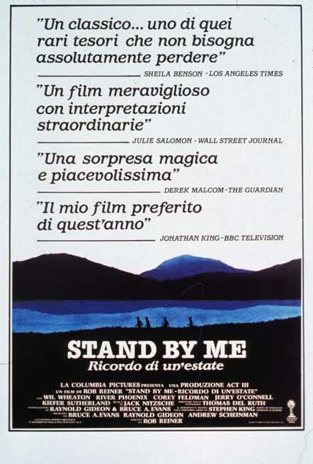 1/7 - Stand by Me - Ricordo di un'estate