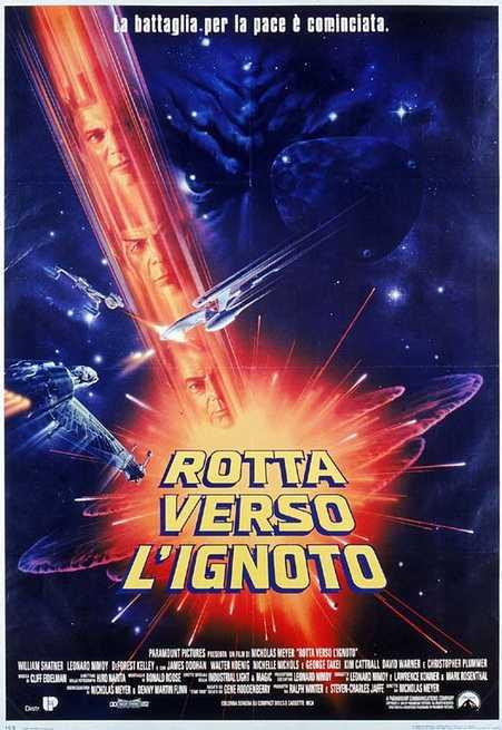 1/7 - Star Trek VI. Rotta verso l'ignoto