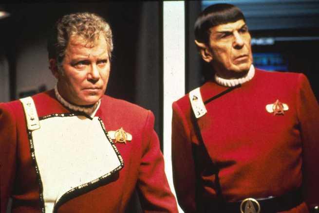2/7 - Star Trek VI. Rotta verso l'ignoto