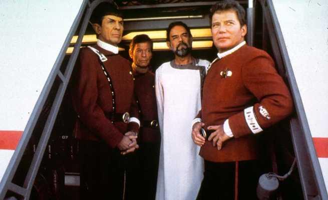 2/0 - Star Trek V. L'ultima frontiera