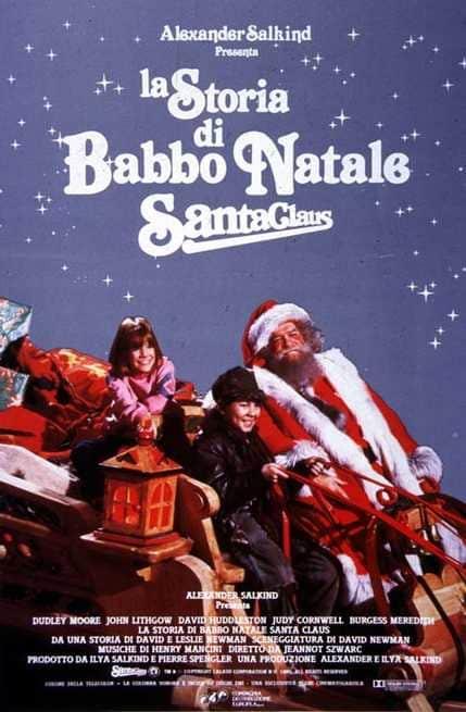 La Storia Babbo Natale.La Storia Di Babbo Natale 1985 Filmtv It