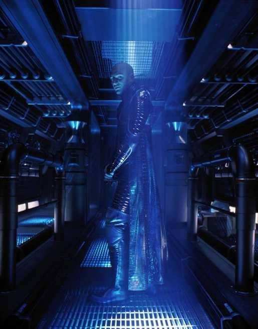 1/7 - Star Trek. La nemesi