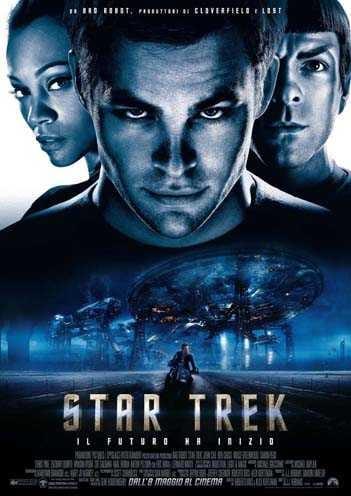 1/7 - Star Trek - Il futuro ha inizio