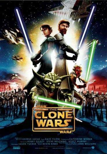 0/7 - Star Wars: The Clone Wars