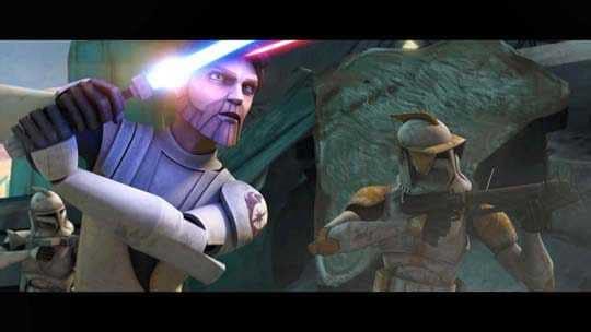 1/7 - Star Wars: The Clone Wars