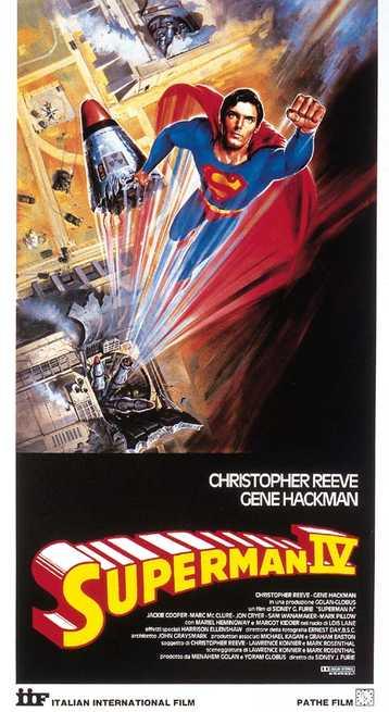 2/7 - Superman IV