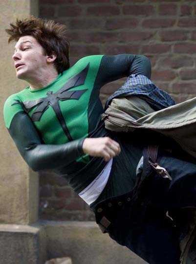 2/7 - Superhero - Il più dotato fra i supereroi