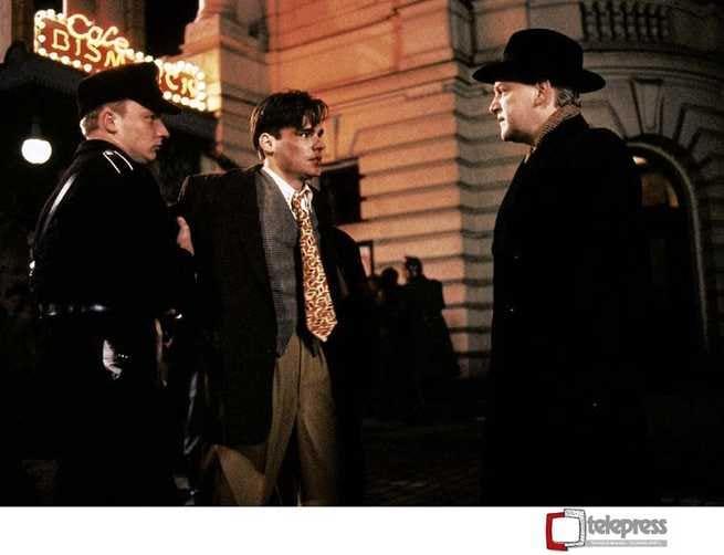 Robert Sean Leonard, Kenneth Branagh
