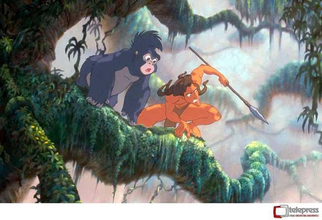2/7 - Tarzan