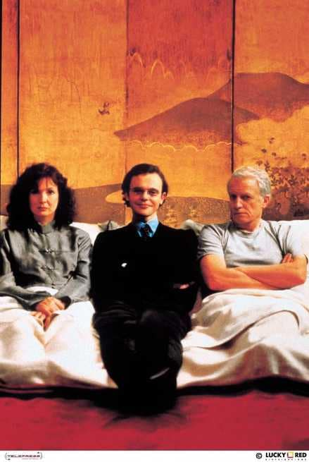 Sabine Azéma, Eric Berger, André Dussollier