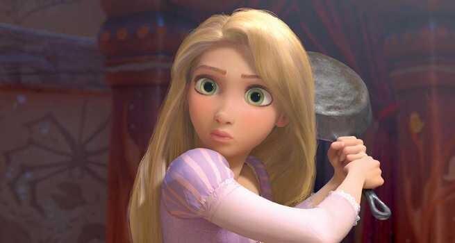 2/7 - Rapunzel. L'intreccio della torre