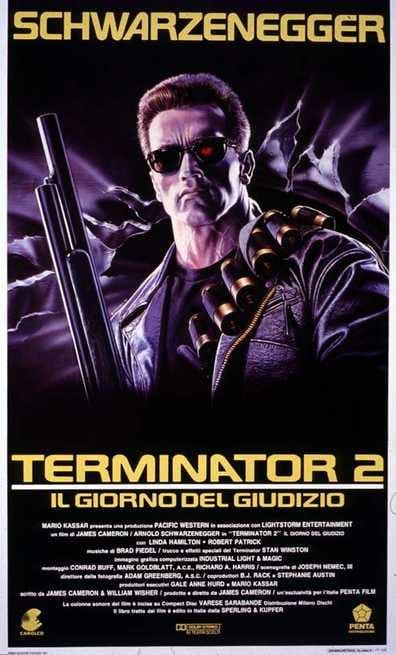 2/7 - Terminator 2 - Il giorno del giudizio
