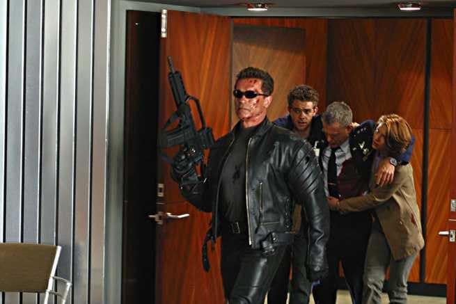 1/7 - Terminator 3. Le macchine ribelli