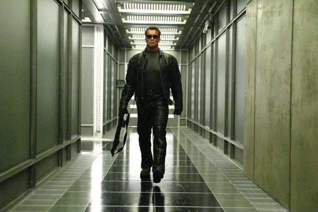 2/7 - Terminator 3. Le macchine ribelli