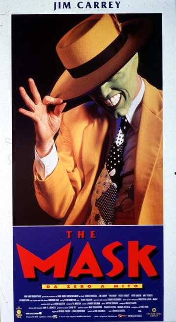 2/7 - The Mask