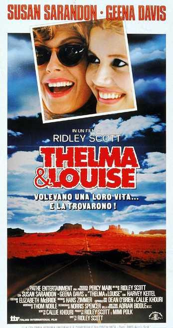 2/7 - Thelma & Louise