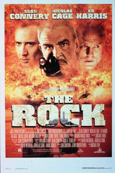 1/7 - The Rock