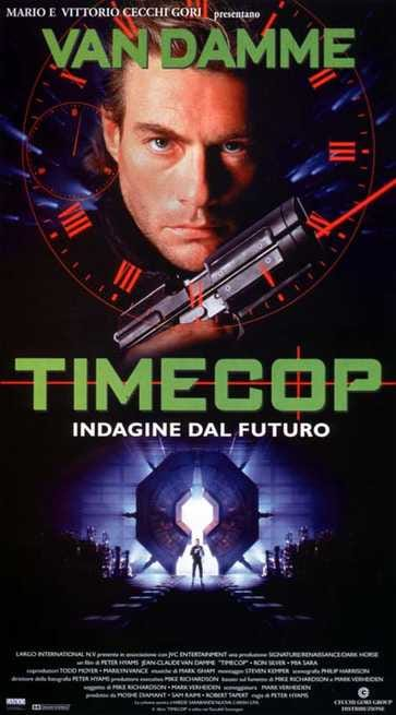 2/7 - Timecop. Indagine dal futuro