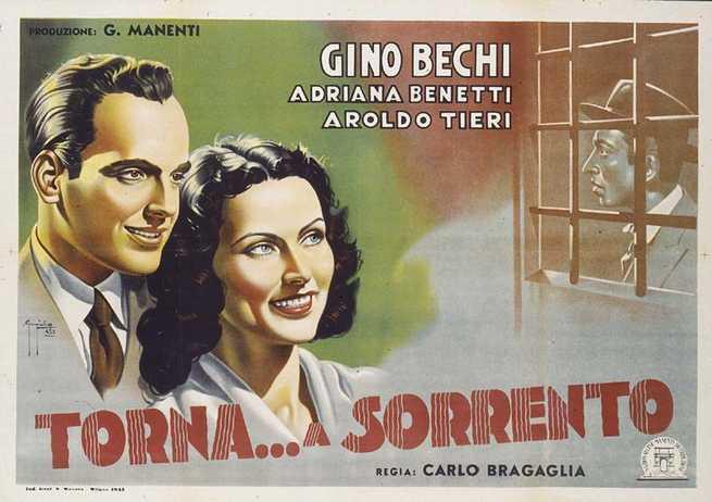 Torna A Sorrento (1945)
